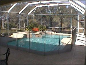 florida pool fence services