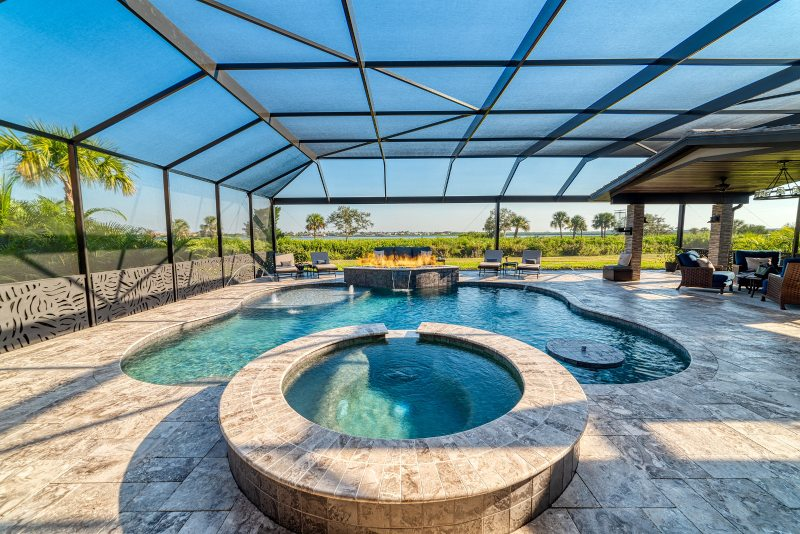 swimming pool design for home
